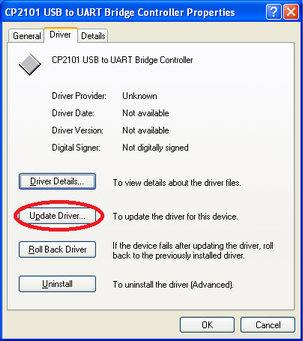 usb controller drivers
